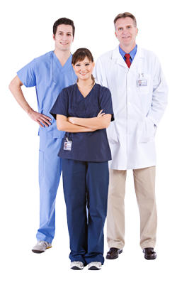 dentists and doctors